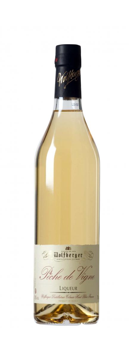 Liqueur de Pêche de Vigne