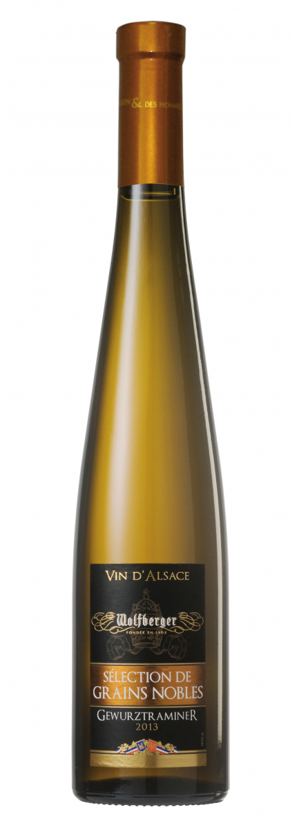 Gewurztraminer Sélection de Grains Nobles 2015