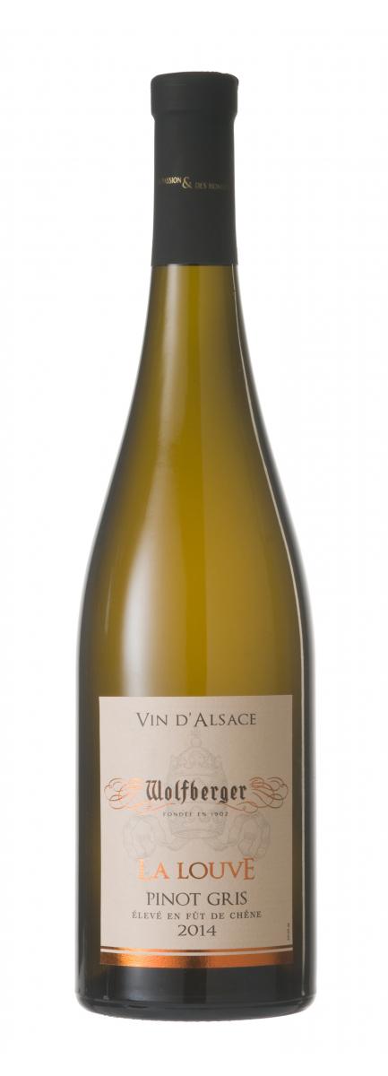Pinot Gris La Louve de Wolfberger 2016