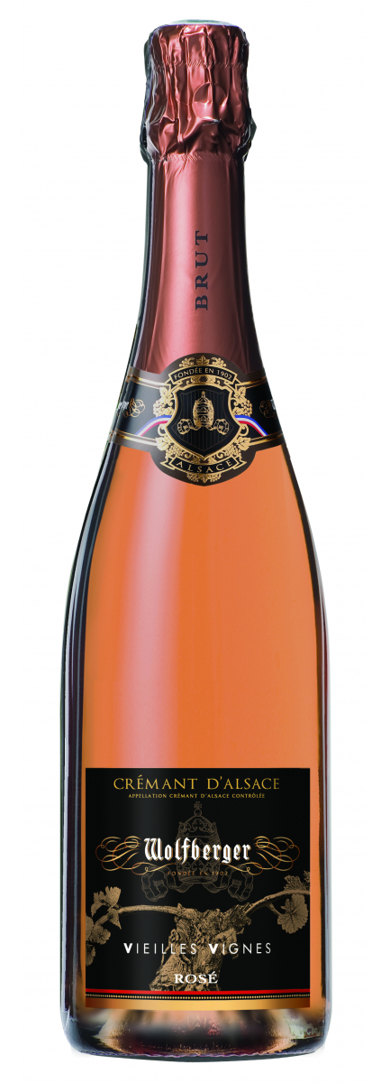 Crémant d'Alsace Rosé Vieilles Vignes