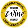 Médaille Or International Wine Challenge 2018