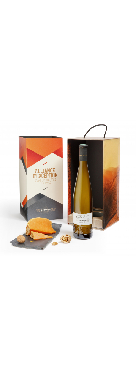 Coffret ALLIANCE D'EXCEPTION
