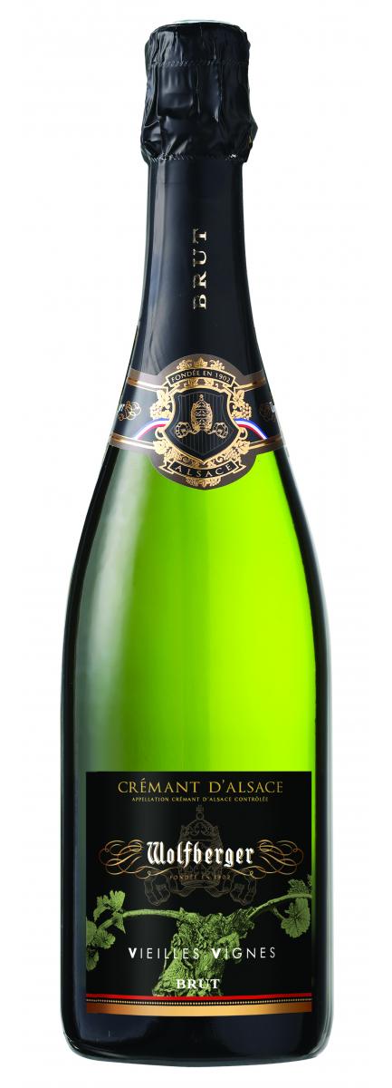 Crémant d'Alsace Brut Vieilles Vignes