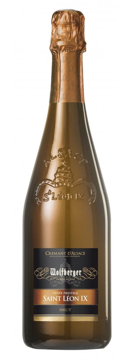 Crémant d'Alsace Cuvée Prestige Saint Léon IX