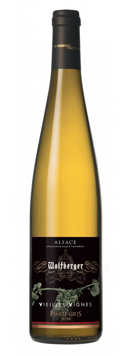 Pinot Gris Vieilles Vignes 2018
