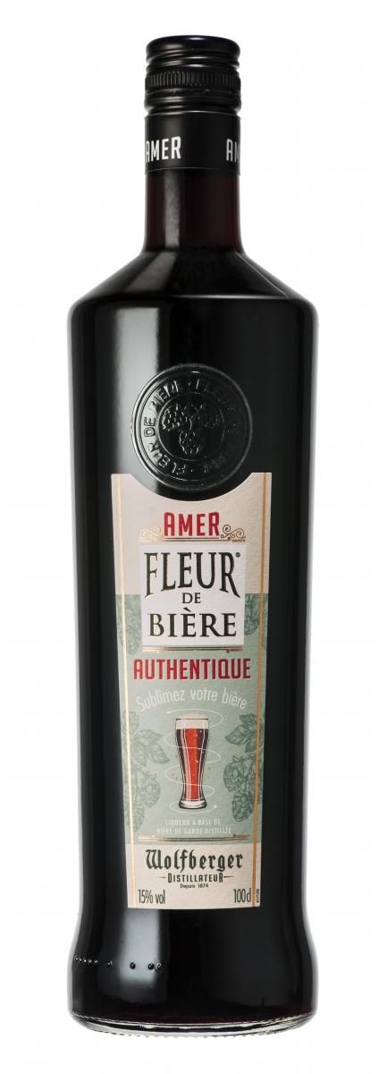 Amer Fleur de Bière® Authentique + 5 SOUS BOCKS OFFERTS