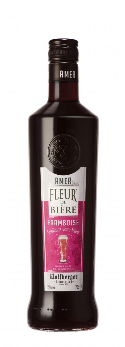 Amer Fleur de Bière® Framboise + 5 sous-bocks OFFERTS !