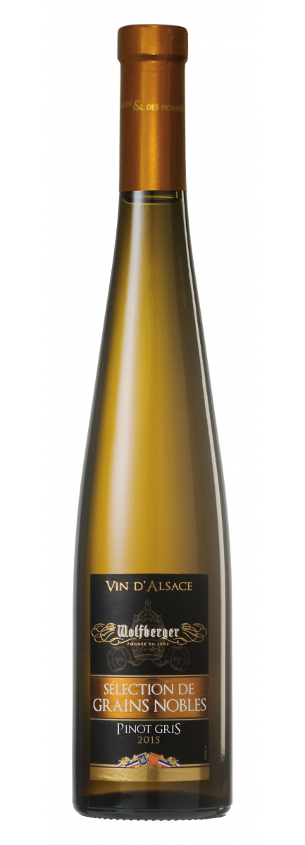 Pinot Gris Sélection de Grains Nobles 2015