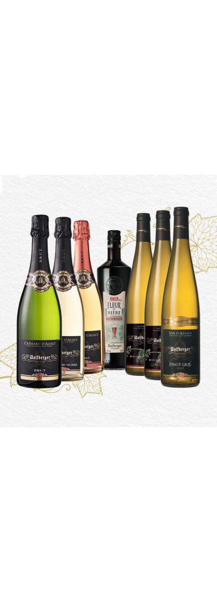 La Cave Best-Seller 12 bouteilles + 2 OFFERTES