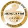 Médaille Grand Or Concours Mundus Vini 2020