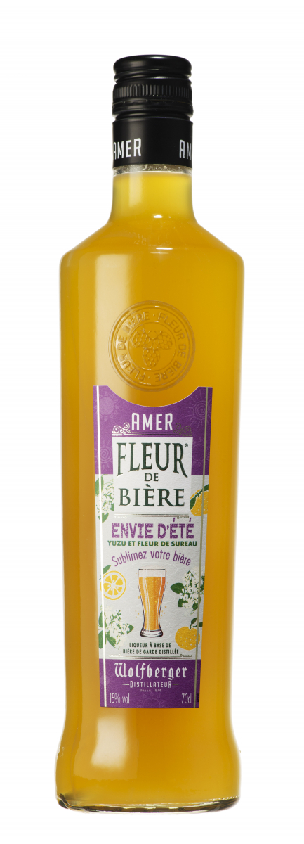 Amer Fleur de Bière® Envie d'Eté + 5 sous-bocks OFFERTS