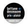 Médaille Argent Concours Prix Plaisir Bettane+Desseauve