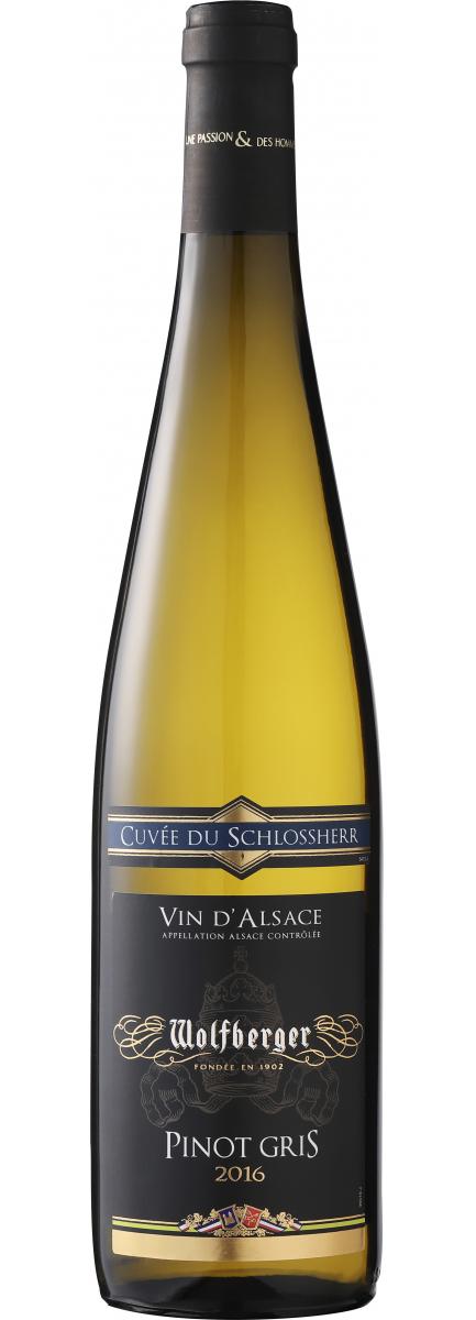Pinot Gris Cuvée du Schlossherr 2017