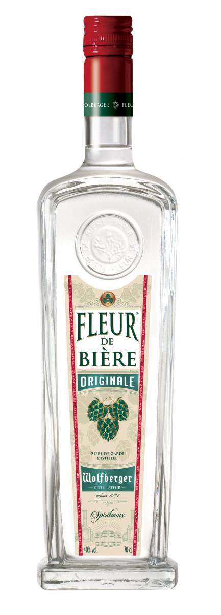 Fleur de Bière® ORIGINALE - Spiritueux