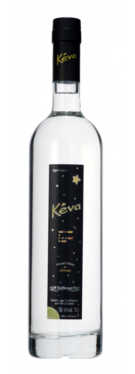 Kéva® Citron - Spiritueux