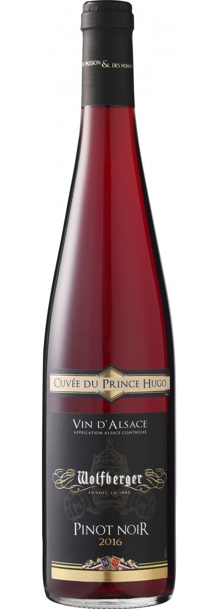Pinot Noir Cuvée du Prince Hugo 2019