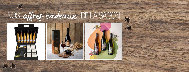 Nos offres cadeaux de saison !